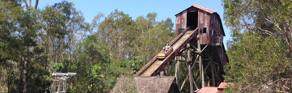Log Ride Review at Dreamworld